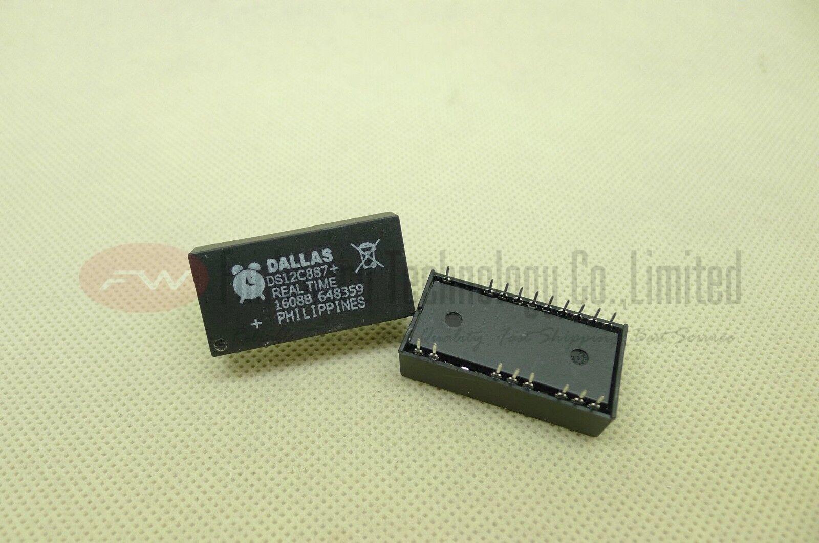 DS12C887 DS12887 12C887 Real Time Clock NEW 1 PCS DS12C887