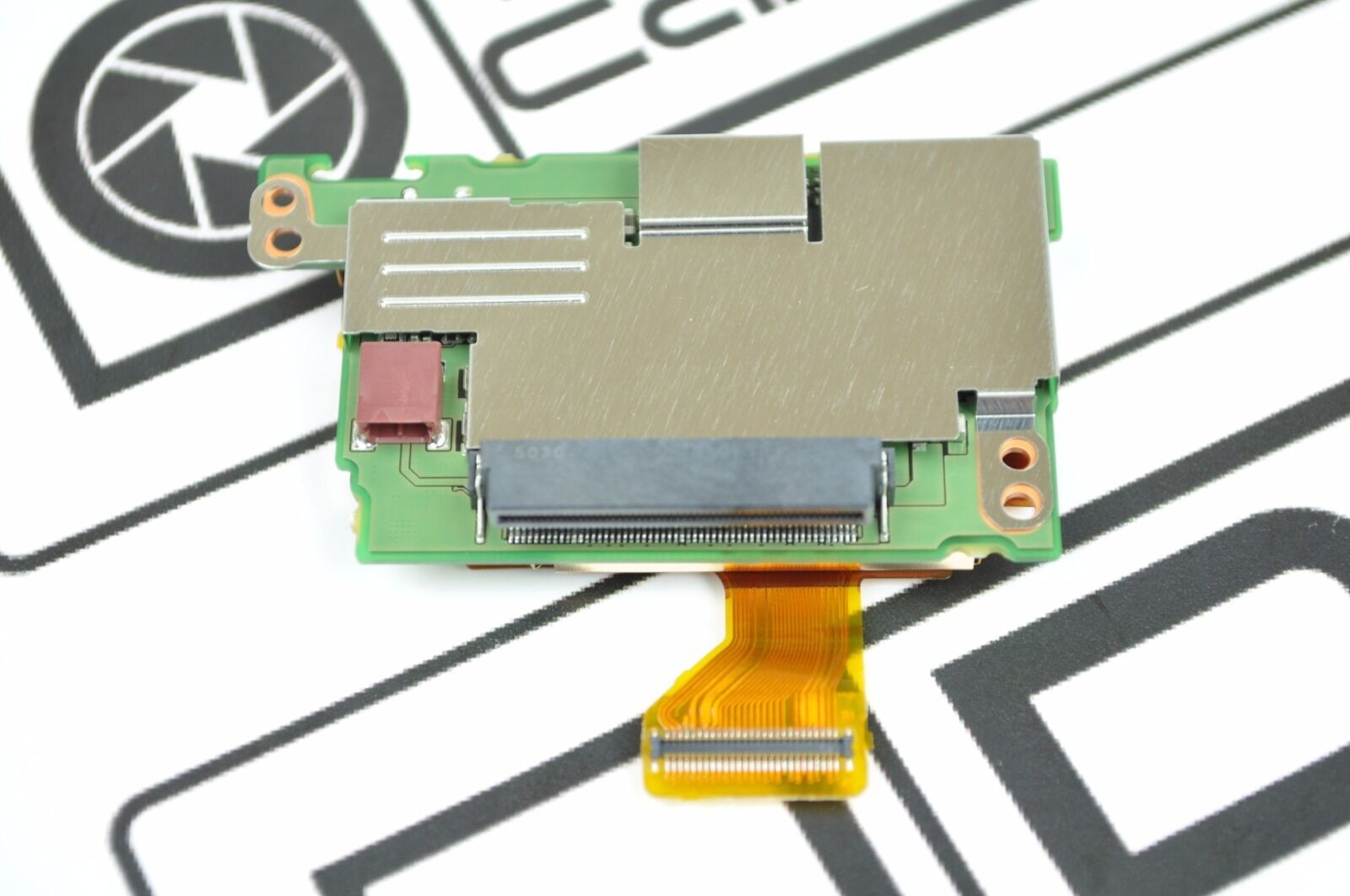 Canon Eos 7d Mark Ii Dc/dc Power Board Assembly Repair Pa...