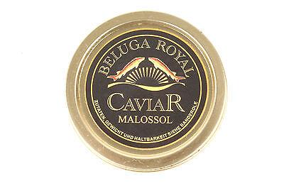 125gr originale Beluga ( huso ) Caviale storione + 2 madre di perla-cucchiaio
