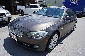 2011 BMW 550 i | NAVI | 360 CAM | SUNROOF | CLEAN CARPROOF  | M