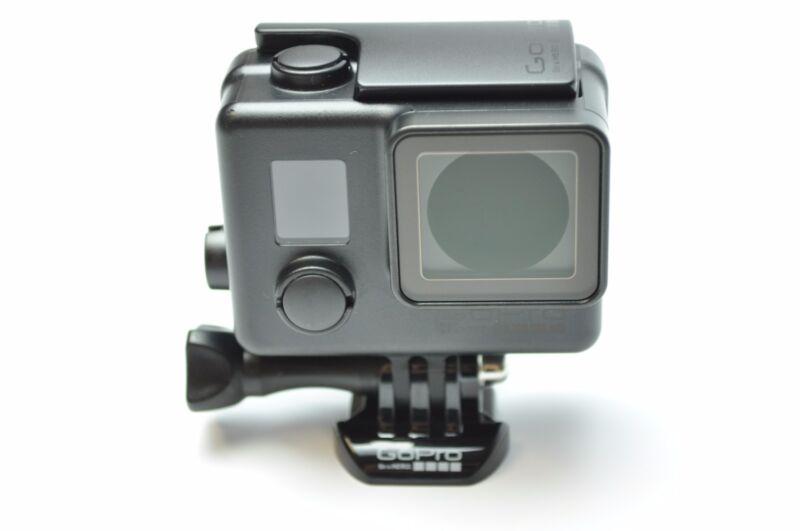 Genuine Gopro Blackout Case Cover Housing Waterproof HERO 4 HERO 3 HERO 3+