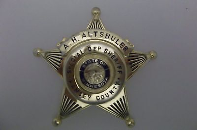 Obsolete .Ramsey County Minnesota Special Deputy Sheriff Badge circa 1950's