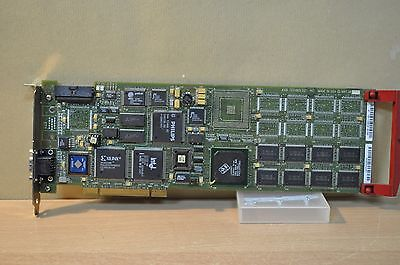 Avid Technology Inc  0030 03021 01 A  Pci Single Display Card  Made In Usa 1997