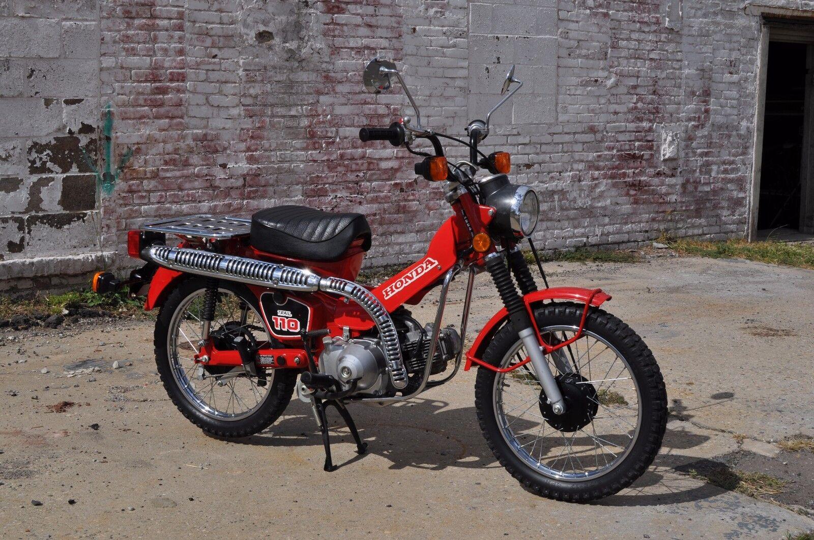 1984 Honda CT  1984 Honda Trail 110 Excellent Condition 1265 Miles CT110