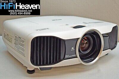 EPSON Home Cinema 5030UB THX Projector $2600 List ! 100-240v AUTHORIZED-DEALER