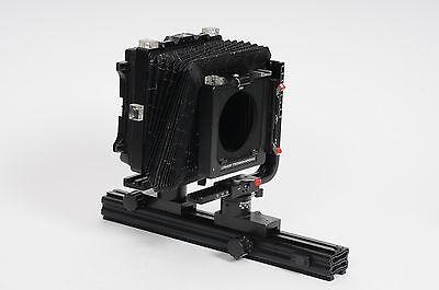 Linhof Technikardan 45 4x5 Large Format View Camera                         #144