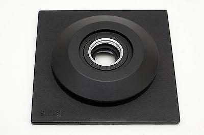 Sinar Platine DB Lensboard shutter Copal 0, Compur 0, P2, P, X, F2, Norma,