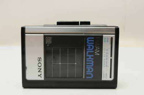 SONY Walkman WM-F41 Stereo Cassette Player
