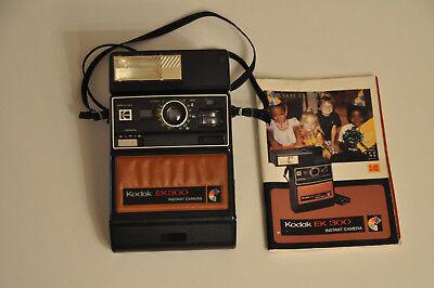 Kodak EK 300 Instant Camera Sofortbildkamera Fotoapparat Kamera Camera Polaroid (Kamera Polaroid 300)