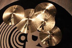 Zildjian K Pack K0800 Cymbal Box Set (14HH-16C-18C-20R) - Demo!