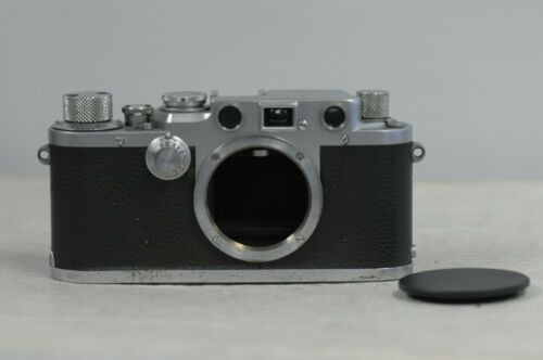 Leica III-F Body with Cap