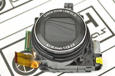 Canon Powershot G15 Kamera Optische Linse Einheit W / Ccd Ersatz Reparatur Teil ()