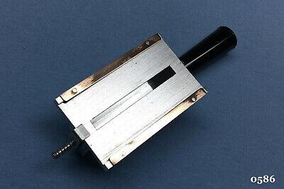 Kingsley Machine - 3-inch 108pt. Wafer Die Type Holder - Hot Foil Stamping