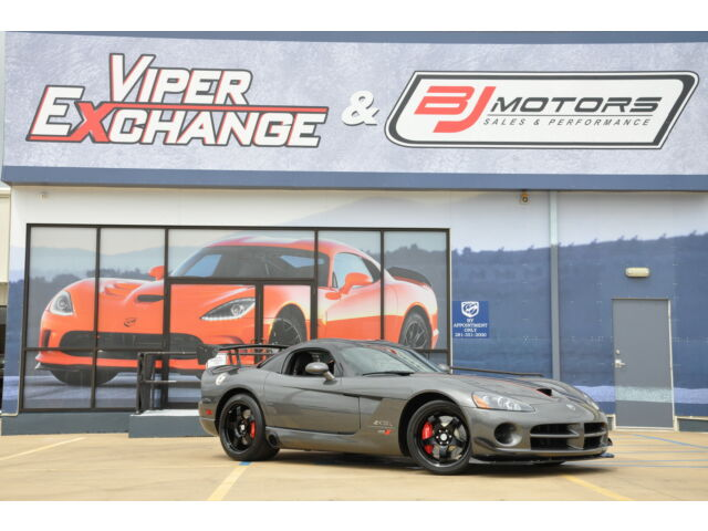 Image 1 of Dodge: Viper 2dr Cpe…