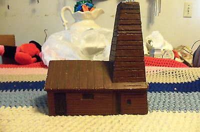 Drake Wilson Replica Bank  1St Well Ever Drilled For Oil In Us Oil Creek Pa