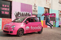 Drive with foodora! Alcohol delivery drivers wanted now!