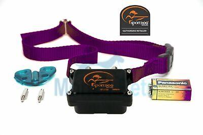 SportDog SDF-R Add a Dog In-Ground Fence Receiver with Free Purple Collar