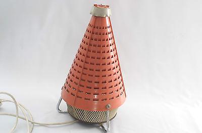 Seltener 50er Design Senkrechtlüfter Heizlüfter Ventilator Ostra