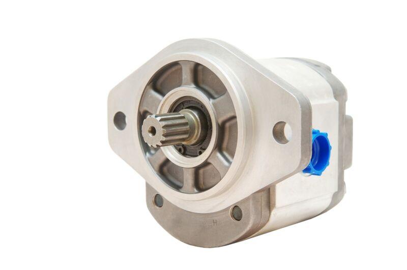 Hydraulic Gear Pump 6-28 GPM 13 Tooth Spline Shaft SAE B-2 Bolts CCW Aluminium