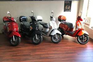 KYMCO LIKE 125 2020 free helmet and Rain gear 6 MONTHS INTEREST FREE Homebush Strathfield Area Preview
