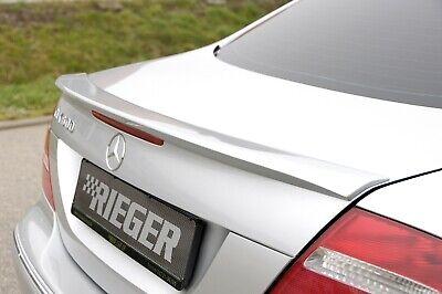Rieger Heckspoiler passend für Mercedes CLK W209 71016 - 2. Wahl - RIEGER-Tuning