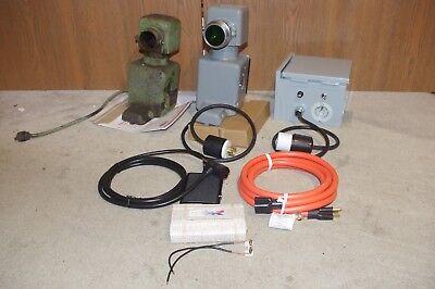 Lamp Retrofit For Jones Lamson Jl Pc-14 Optical Comparators Using Bxe Bulbs