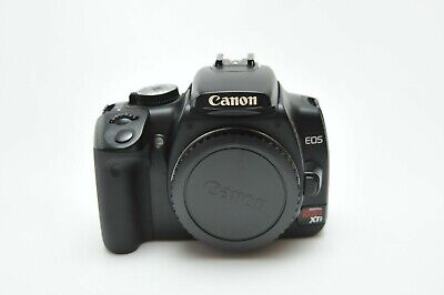 Canon Rebel XTi DSLR Camera body only