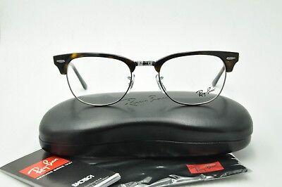 Ray Ban RB 5154 Eyeglasses 2012 Tortoise Frames 51mm + Case