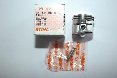 1141 ORIGINAL STIHL 47 mm Kolben Kolbensatz für Motorsäge MS 291 C TYP1