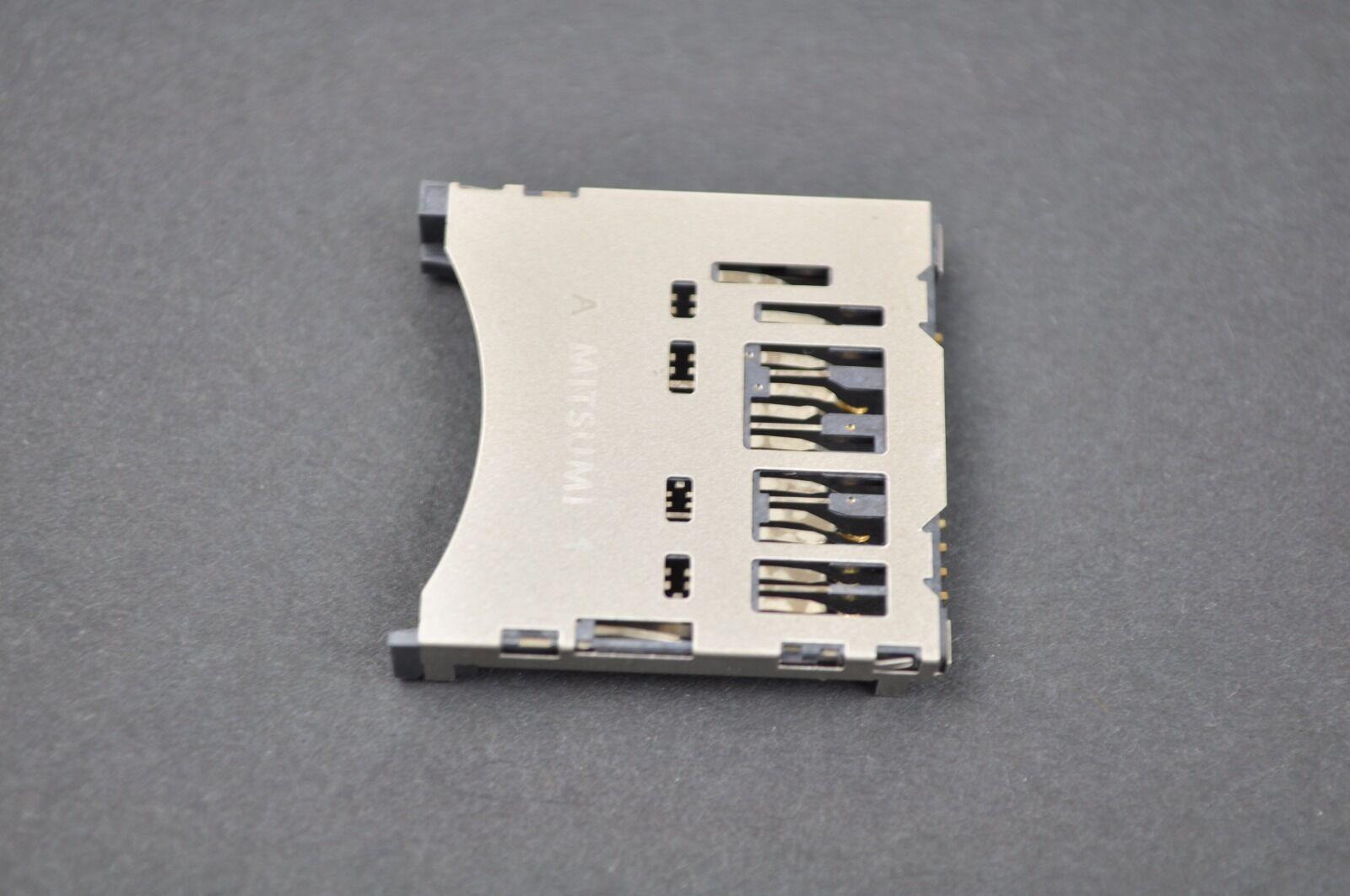 Nikon Sd Memory Card Slot Holder For Canon Eos 1200d / Re...