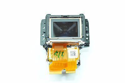Nikon D3200 View Finder With Light Sensor, Focusing Screen, G7 Glass Part