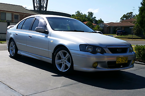2004 Ford Falcon  MKII XR6 MANUAL ☆ONE YEAR REGO☆ Rooty Hill Blacktown Area Preview