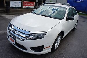 2012 Ford Fusion S | POWER GROUP | CLEAN CARPROOF | ONLY 20K KM