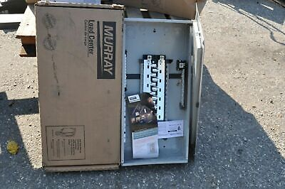 Murray Lc3040l1200 200 Amp Main Lug 1 Phase 120240 Volt Load Center Wcover