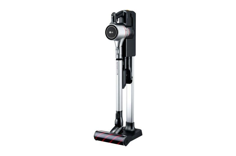LG CordZero A906SM Rechargeable Cordless Stick Vacuum Plus Matte Silver 25.55 V