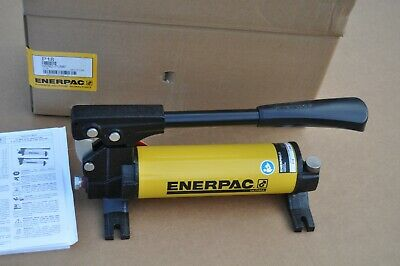 Enerpac P18 Hydraulic Hand Pump - 2850 Psi New