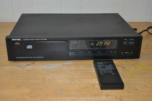 Rotel RCD-855 Cd Player W Remote