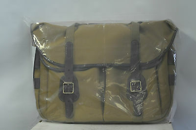 Billingham Hadley Shoulder Bag - Billingham New Hadley Pro Large Shoulder Bag Khaki Fibrenyte/Chocolate Color New