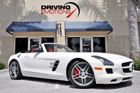 Miniature 1 Voiture American used Mercedes-Benz SLS AMG 2012