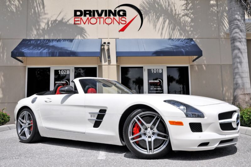 Image 1 Voiture American used Mercedes-Benz SLS AMG 2012