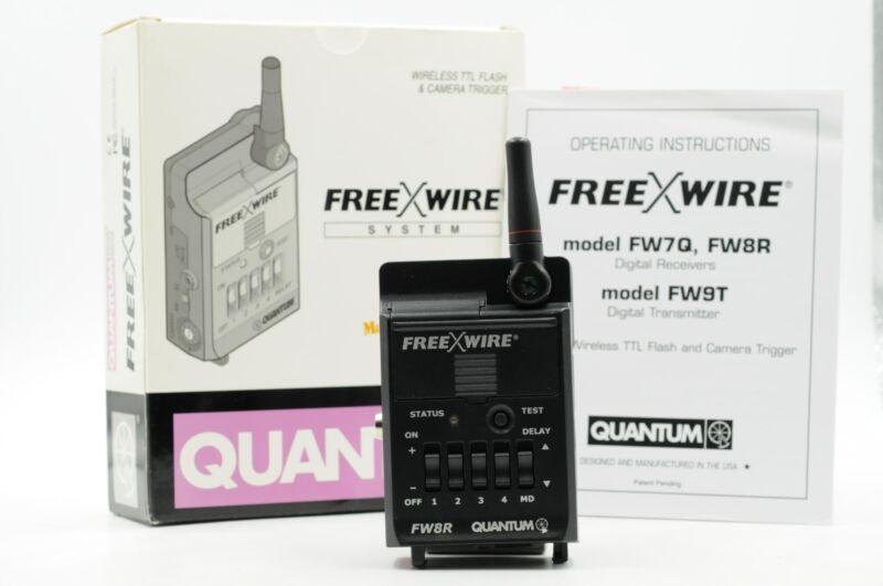Quantum FW8R FreeXwire Wireless Digital TTL Receiver CEXFW8R                #589