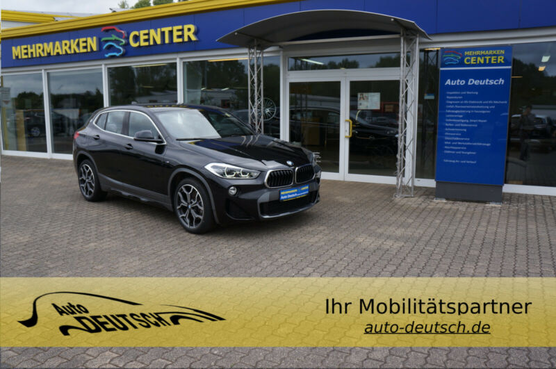 BMW X2 sDrive20i M Sport X - 8-fach M&S*Navi*Head-Up