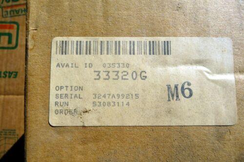HP 33320G STEP ATTENUATOR DC-4GHZ  1DB STEPS,SMAN female conn. cable contol