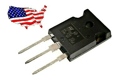 Tip142 - 5 Pcs 100v 10a To-247 Npn Bipolar Darlington Transistor - From Usa