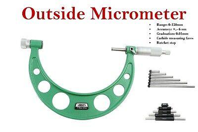"TTC #1115 4-5/"" .0001/"" Grad Outside Micrometer"