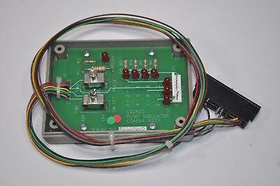 Gilbarco Veeder Root Pump Simulator Box Assembly Part C02822 C04664