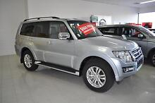 2014 Mitsubishi Pajero Wagon Northam 6401 Northam Area Preview