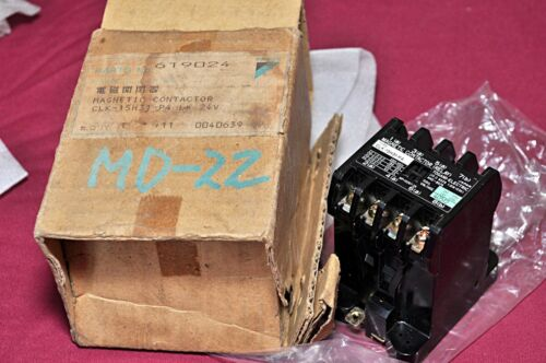 Togami CLK-15H31-P4 Electric Magnetic Contactor Relay