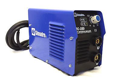 Simadre High Quality Igbt Inverter Mma Arc 200a Welding Machine