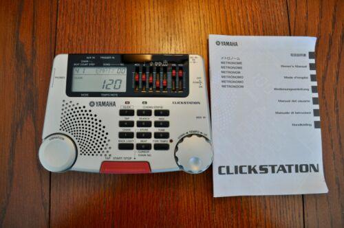 Yamaha CLST-100 Clickstation + Manual